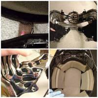 Kylo Ren Helmet Build