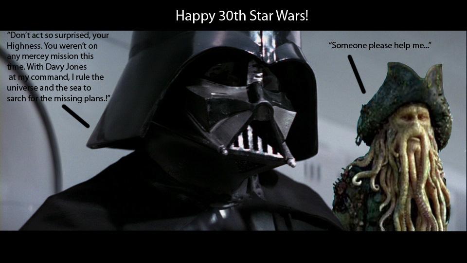 Happy Birthday Star Wars by starwarsisme on DeviantArt