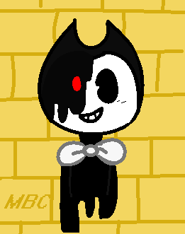 Bendy :  Bendy and the Ink Machine by MBC-MonsterBlueCat