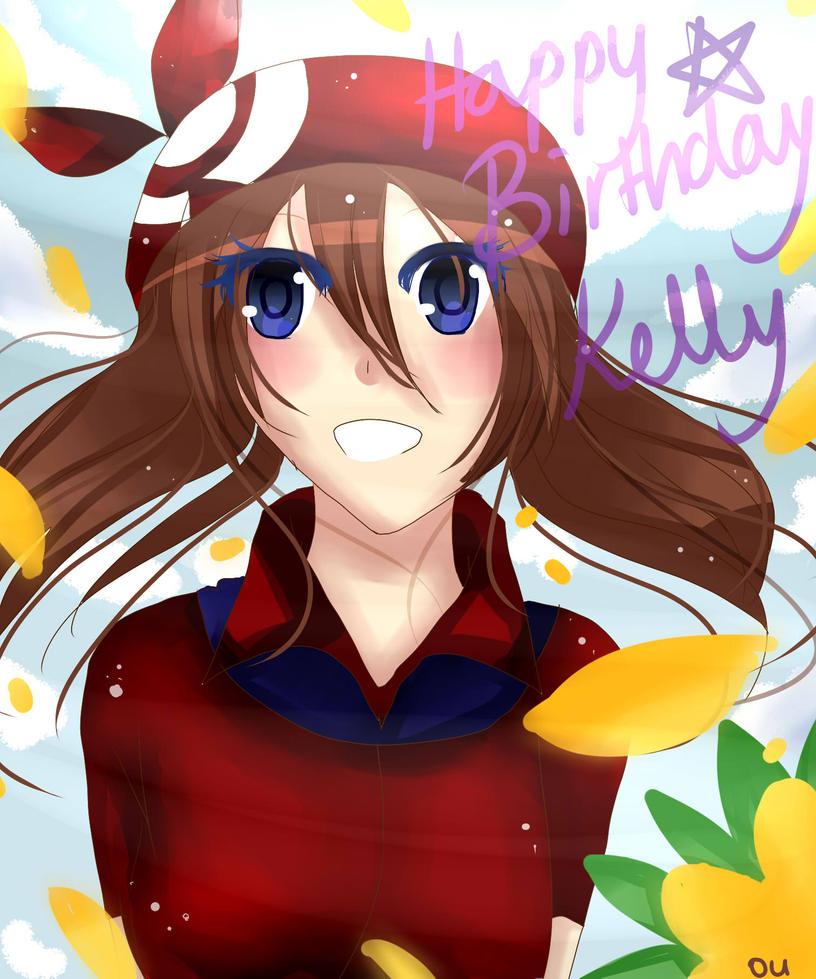 Happy Birthday Kelly! By Miaeru On DeviantArt