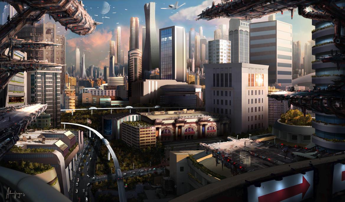 Utopia by Adam-Varga