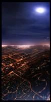 Split Frame Aerial