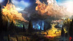 Yosemite by Adam-Varga