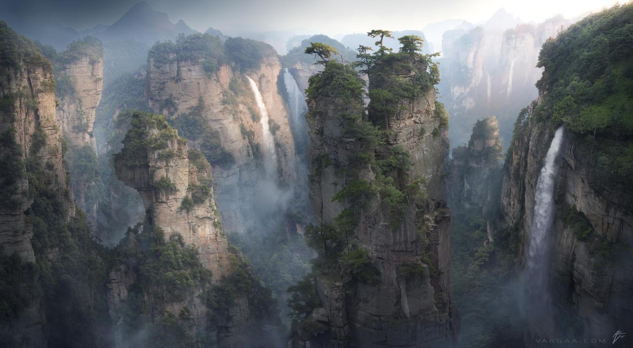 Wulingyuan by Adam-Varga