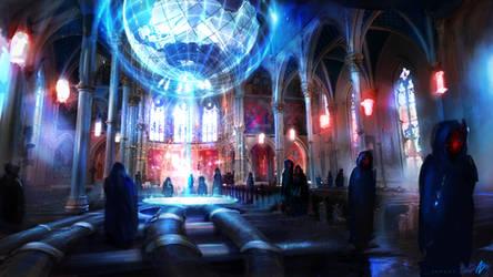 Holy War by Adam-Varga