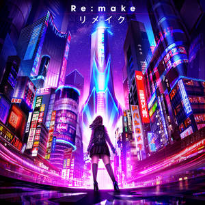 Re:Make commissioned album cover