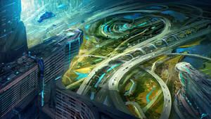 Mile High City by Adam-Varga
