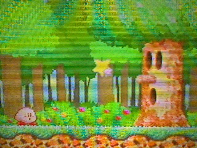 Kirby and Whispy by keke74100