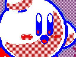 parasol Kirby by keke74100