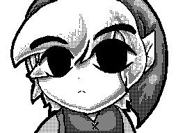Zelda flipnote by keke74100