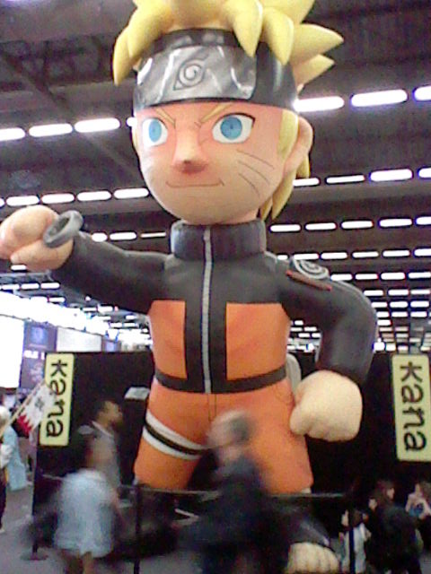 Naruto by keke74100