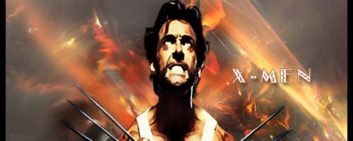 X-MEN Singrature by ShofaGFX