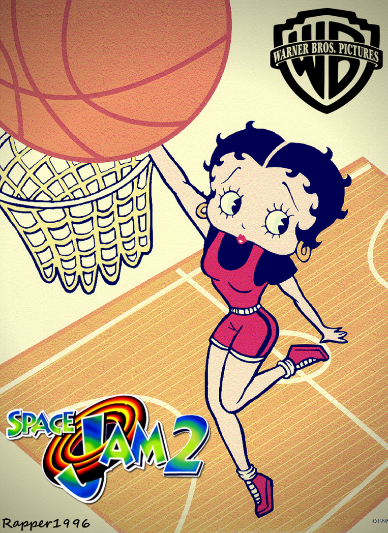 Space Jam 2 Poster by Rapper1996