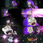 DC SHG X Disney Mickey Mouse (Storyboard) by Rapper1996