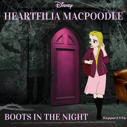 Heartfilia Macpoodle - Boots In The Night by Rapper1996