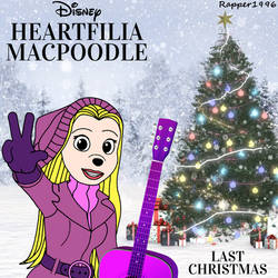 Heartfilia MacPoodle - Last Christmas by Rapper1996