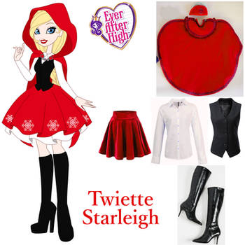 Twiette Starleigh (Ever After High Cosplay) by Rapper1996