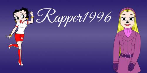 Rapper1996 (DeviantArt Cover)