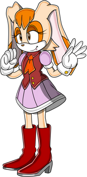 Vanilla the Rabbit (Redesign)