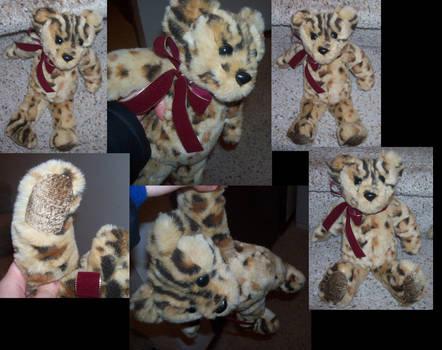 Teddy Bear - Striped