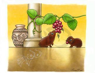 Grapes are Fun by Morumoto