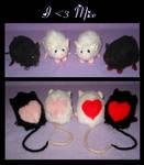 i :heart: Mice Plushies
