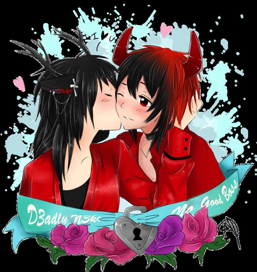 My Love  by neko-wolf1