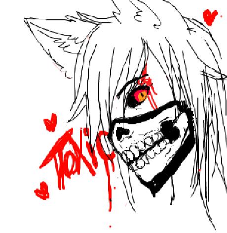 Toxic by neko-wolf1