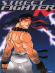 Street Fighter IV... before