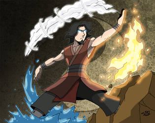 Avatar Wan by levonn78