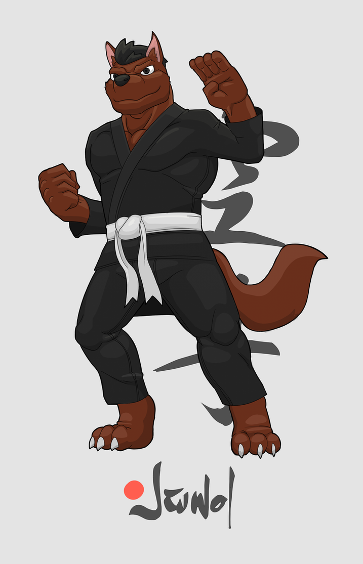 Karate Chop by OutLeaf