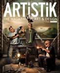 Artistik Magazine Cover - Building Your Brand