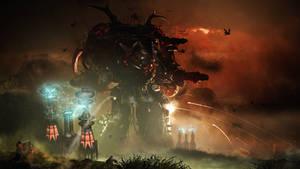 Chaos Titan of Nurgle - Looming Doom