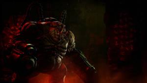 Doom Eternal -  Mancubus