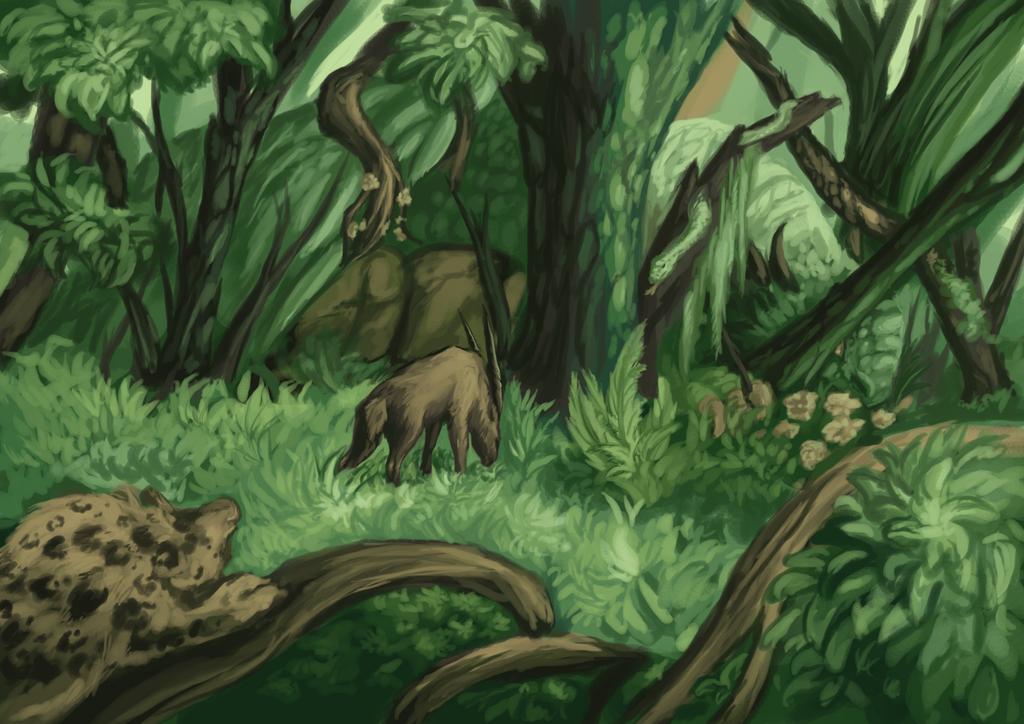Camouflage by Sasiadragon