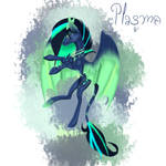 Gift art - Plasma