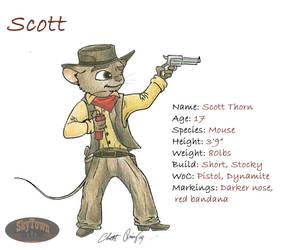 Scott Thorn