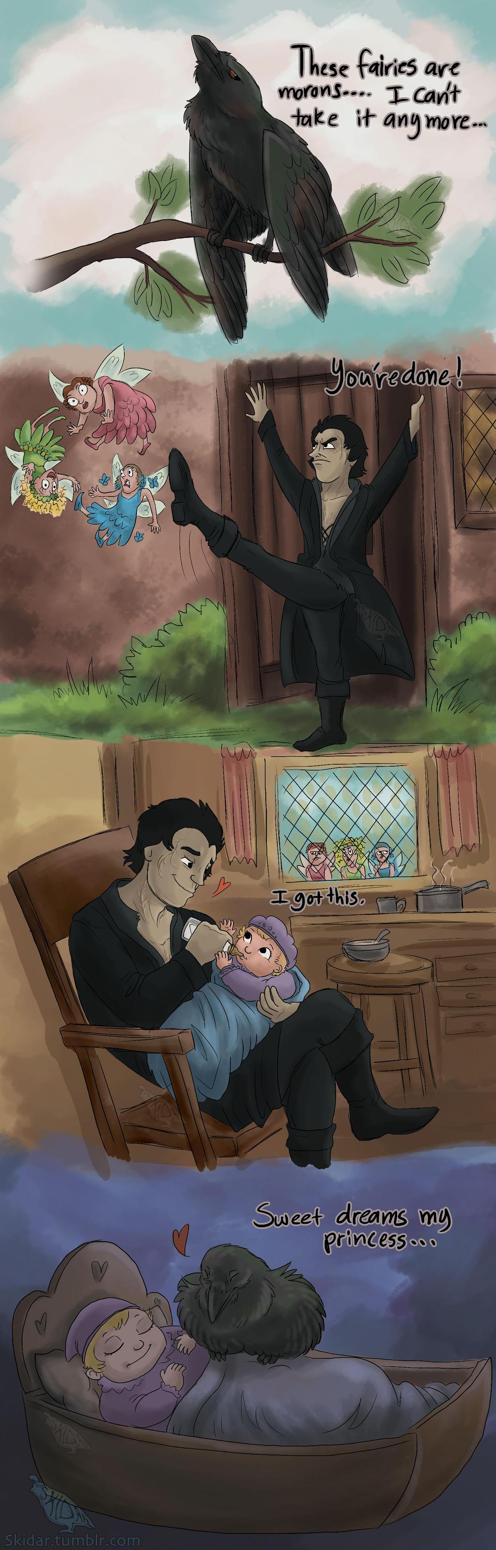 Maleficent Heartwarming Tv Tropes