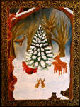 Secret Santa - Christmas Tree by Grishhak