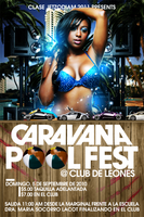 Caravana Pool Fest by kariel-art