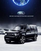 Land Rover LR4 by kariel-art