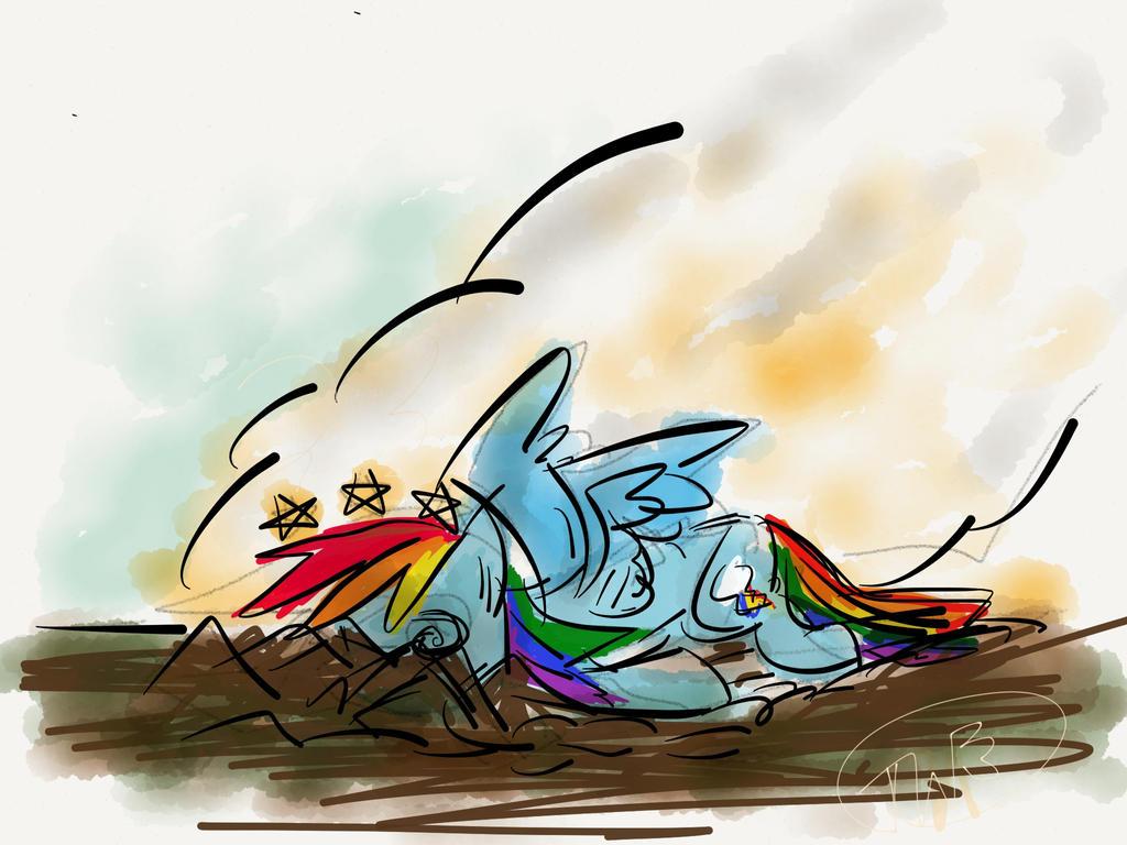 Crash Landing - NATG Day 7