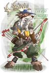 The Deer Archer