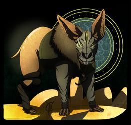 Fen'harel - The Golden Dread Nug