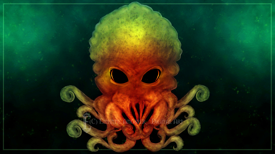 Cthulhu by Eithnne