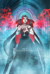 Return in Bloodred by Eithnne