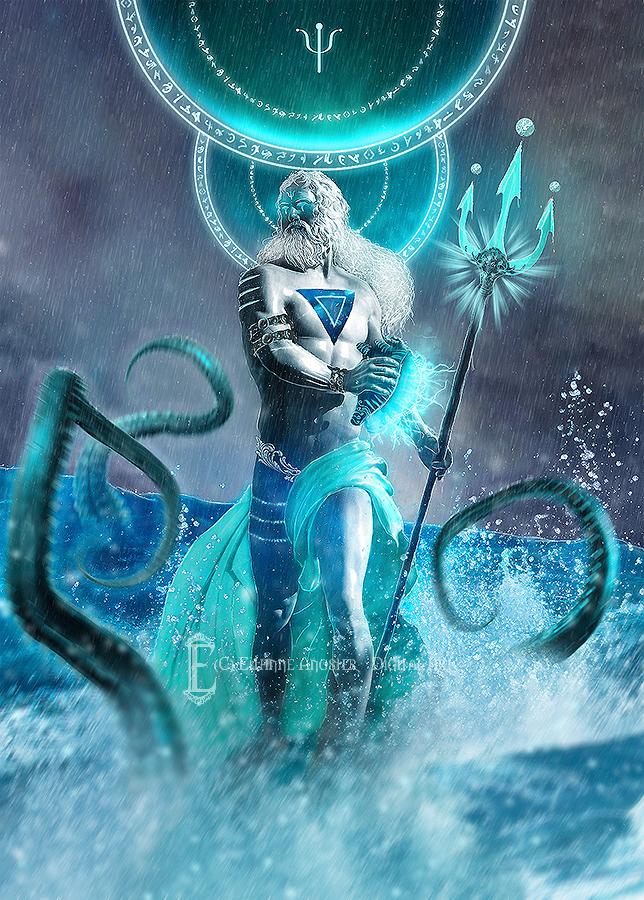 Poseidon by Eithnne