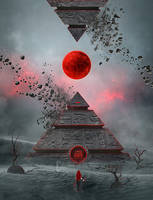 The Pyramid by Eithnne