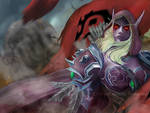 Sylvanas by Eithnne