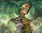Four Elements - Mother Earth by Eithnne